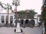 In Santa Cruz de La Palma
