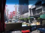 Bangkok Verkehr