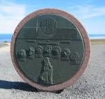 Bronzetafel