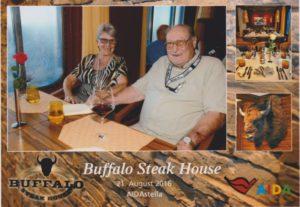 Buffalo-klein