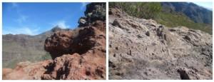 Links Teide-Blick