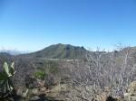 Weit unten Santiago del Teide