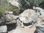 Höhlen der Unterkunft