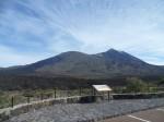 Blick auf Teide und Pico Viejo