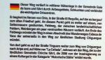 1. Info-Tafel