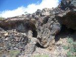 Bewohnte Höhle