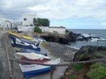 Las Eras - Hafen