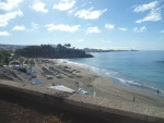 """Playa de Duque mit """"Burg"""""""