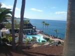 Beim Hotel Jardin Tropical