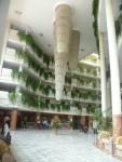 Halle im Hotel Arona