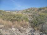 In der Ferne Montañas mit Teide