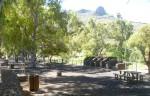 Grillplatz in Santiago del Teide