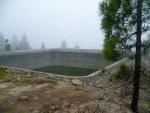 Wasservorratsbecken