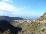 Ausblick auf Adeje und Meer